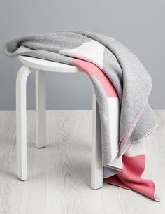 We love these limited edition kikki.K x Kate & Kate Limited Edition Blankets - perfect for adding some Swedish design to your home.