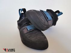 Test Matos: les chausson Black Diamond Momentum · PlanetGrimpe