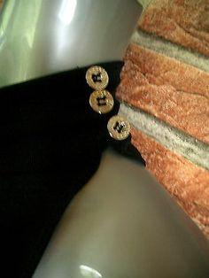 Damen Top Versace M Schwarz neu ohne Etikett | eBay