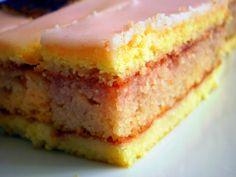 PUNČOVÝ REZ punch cake