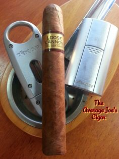 Our latest cigar review at http://theaveragejoescigar.com/2014/10/24/loose-cannon-trigger-happy-cigars-created-by-mike-chiusano/. #theaveragejoescigars #forthenewandcasualsmoker #joeslatestjourney #joeslatestcigarreview #loosecannoncigars #triggerhappy #mikechiusano #keepitsmokeymyfriends