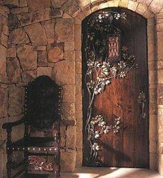 Madame Macabre: Consejos e ideas para la decoración medieval.