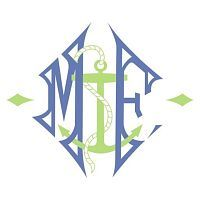 nautical -- so many beautiful monogram designs on this site