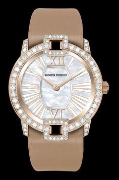 VELVET PINK GOLD watch on Presentwatch.com