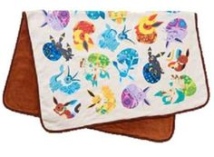 Pokemon Center - Eevee Collection: Blanket