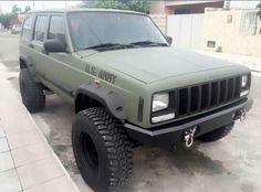 Jeep Cherokee Xj, Jeep Cherokee Bumpers, Jeep Bumpers, Jeep Xj Mods, Jeep 4x4, Jeep Truck, Frontier Truck, Badass Jeep, Best Car Insurance