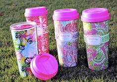Lilly Pulitzer Thermal Mug Sweet Southern Prep, Southern Charm, Preppy Outfits, Preppy Clothes, Thermal Mug, Prep Life, Drink Holder, The Chic, Drinkware