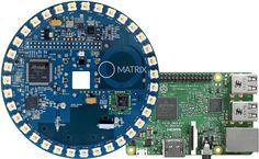 MATRIX Creator -- First MEMS Microphone Array for Raspberry Pi