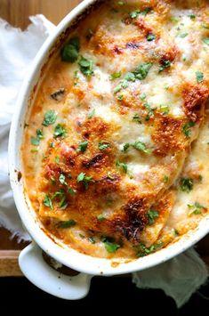 Easy Burrata and Summer Squash Lasagna