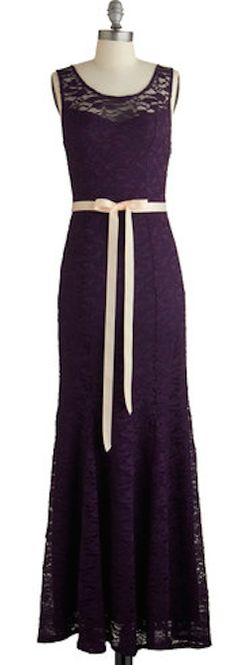 love this long dark #purple dress http://rstyle.me/n/h859dr9te