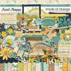 Winds Of Change by Traci Reed & Zoe Pearn {swoon}