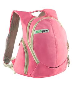 Look what I found on #zulily! Pink Ocean Backpack #zulilyfinds