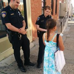 Baltimore Officers receiving hope for more peaceful times
