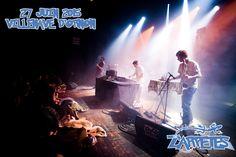 UPTOWN REBEL sera au Festival Les Z'Arpètes le samedi 27 juin 2015 sur la Plaine de Couuréjean (Villenave d'Ornon - 33)