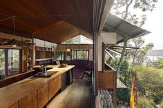 by architect Peter Stutchbury