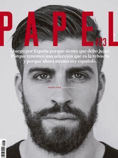 23. Gerard Piqué, jugador 10