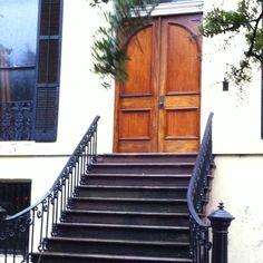Possible stain for front door project Savannah, Ga front door