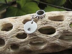 Initial Charm for a Pandora Bracelet