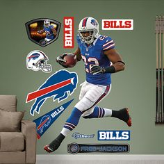 Fred Jackson - Home, Buffalo Bills