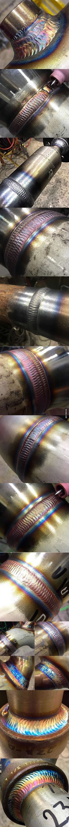 The Art Of Welds