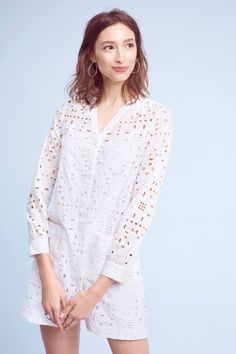 Shop the Geo Eyelet Shirtdress and more Anthropologie at Anthropologie today. Read customer reviews, discover product details and more.