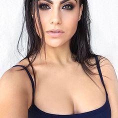 🇨🇱 #shooting  com melhor fotografo do Chile.. essa é só uma selfie que eu mesma tirei, depois posto fotos desse lindo trabalho #model #job #Chile #Santiago #makeup #photo #photographers