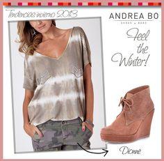 Tendencias Otoño-Invierno 2013 + Andrea Bo