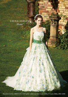 939360d650dc2 LAURA ASHLEY Bridal|京都でウェディングドレスの企画・製造・卸 |株式会社グレース