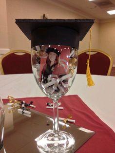 más y más manualidades: Increíbles detalles de graduación con forma de birrete