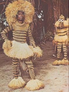 Mingangi People Photo:Patellani 'Let's travel in the Congo' 1969