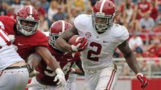 Derrick Henry Comments On A-Day Game