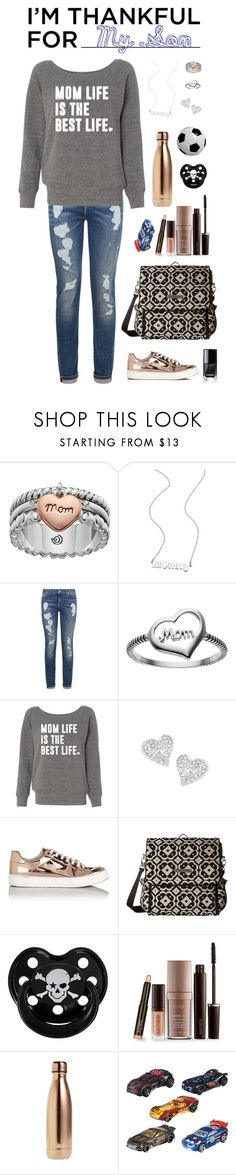 """""""My Sweet Boy"""" by castles-inthesky ❤ liked on Polyvore featuring Love This Life, Danielle Stevens, Tommy Hilfiger, Vivienne Westwood, Miss Selfridge, Petunia Pickle Bottom, Rock Star Baby, Laura Mercier, S'well and imthankfulfor"""