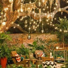 Wonderful outdoor spot