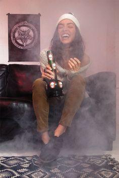 Foxy Knoxy: Free at Last | Photo by Richard Kern #fashion #photography #style