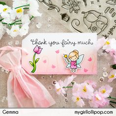Tooth Fairy Gift Tags – mygirllollipop