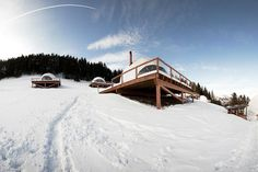 Geodesic Dome Hotel Offers Luxury and Adventure in the Idyllic Swiss Alps - My Modern Met