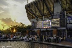 Time for Tennis! – USTA National Tennis Center Ready for 2013 US Open