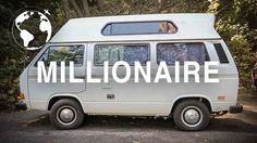 Millionaire Gives Money Away and Lives in VW Van