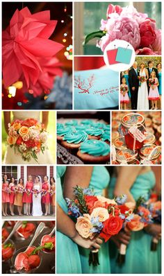 (100+) wedding color scheme ... This is only being pinned for the color schemes, not for weddings! Lol