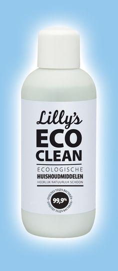 Lilly's Eco Clean   ecologische huishoudmiddelen