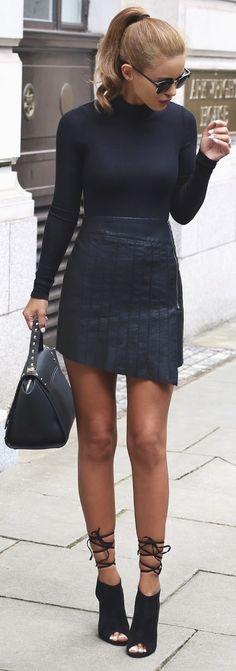 Think In Black / Fashion By Nada Adelle
