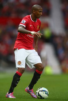 Ashley Young - Manchester United v Valencia, 12th August 2014 #mufc #manutd