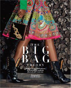 Harper's Bazaar Bride India Issue 2014 #KOTUR #clutch #harpersbazaar #feature @2014