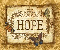 New Print Available! - 'Vintage Hope' - http://fineartamerica.com/featured/vintage-hope-jean-plout.html via @fineartamerica