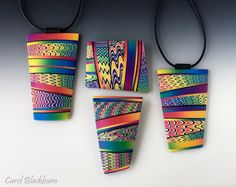 Jazzy Pendants and Pins