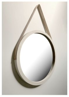Our Porthole Mirror, designed to be a great feature on any wall space. Mirrors are great for making a space appear bigger, so why not place this in your hallway or bathroom to create a more spacious feel! This Porthole Mirror can be hung alone or with other wall mirrors and your favourite prints for a feature wall that'll impress all guests who cross it! Dimensions Diameter: Small: 335mm Medium: 390mm Large: 580mm Width: 38mm Finish Available in our lovely Birch Ply which is a fine-grain…
