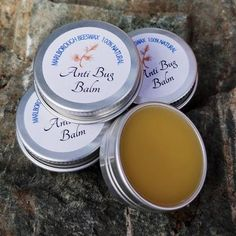 This all natural, chemical free insect repellent smells divine, and works great too. Perfect for use on the whole family. The olive oil base is moisturizing and soothing. Insect Repellent, Handmade Soaps, Olive Oil, The Balm, Insects, Hair Care, Moisturizer, Base, Pure Products