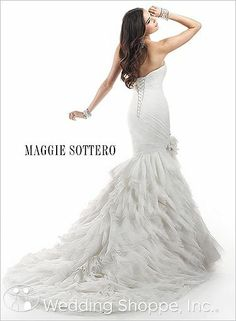 Bridal Gowns Maggie Sottero  Mary Bridal Gown Image 2