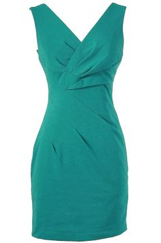 Teal Pencil Dress by Ark and Co  CLICK THE PIC and Learn how you can EARN MONEY while still having fun on Pinterest