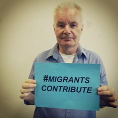 Almost 1 in 10 British citizens live overseas, 5.5 million Brits abroad vs. 4.2 million foreign nationals in England and Wales #migrantscontribute